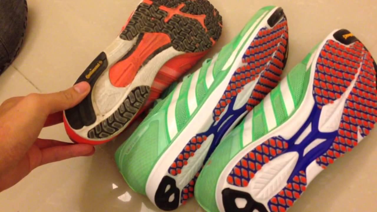 Adidas Takumi Sen Confronto Su Youtube