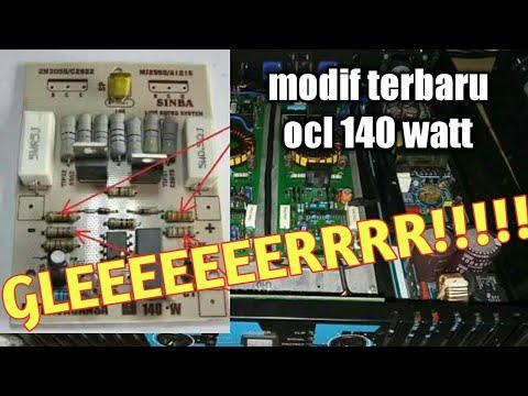 Terbaru Cara Modif Driver Power 140 Watt Versi Tegangan Besar Youtube