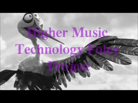 Higher Music Technology Project
