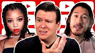 LADIES BEWARE! Chloe Bailey, Markiplier, Jeff Bezos Steps Down, Resident Evil Village Controversy, &
