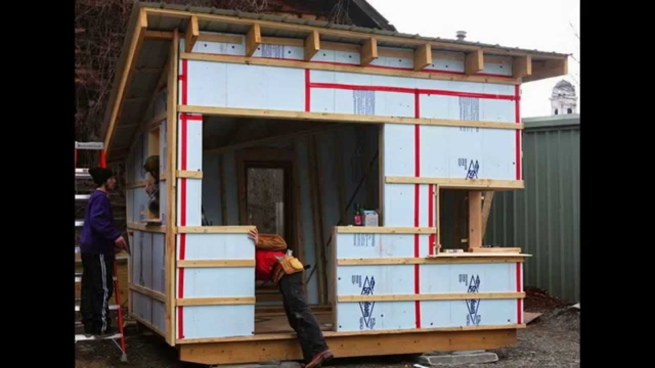 Tiny House Build Tiny House Build Video5 Tiny House Build