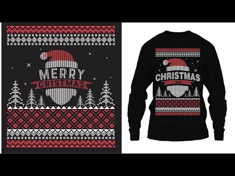 89190893a Christmas Jumper Pattern Adobe Illustrator Tutorial