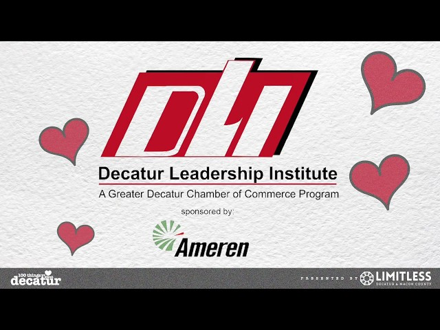 100 Things - Decatur Leadership Institute
