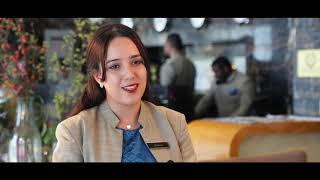 Jannah Untold Story: Receptionist - Chaimae Tourka