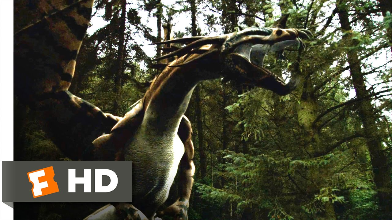 Merlin Dragon: Merlin And The War Of The Dragons (2008)