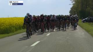 2017 Tour de Romandie stage 3 highlights