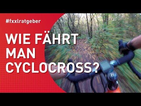 Wie fährt man richtig Cyclocross?