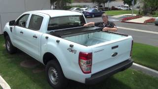 BakFlip Tonneau Cover Ford Ranger Global T6