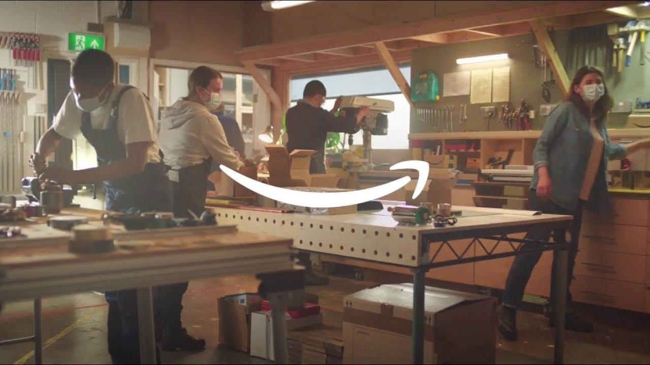 """Musique de la pub Amazon """"nous utilisons nos capacités à bon escient""""  Juillet 2021"""