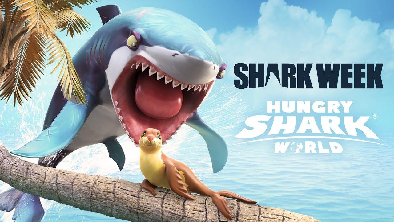 Animated Movie Shark