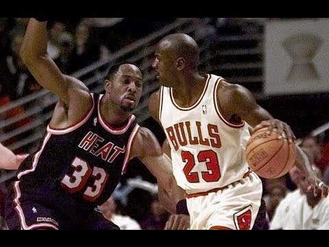 Bulls vs. Heat - 1998 (TNT Night game) - YouTube 6a3c9807e