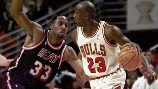 Bulls vs. Heat - 1998 (TNT Night game)
