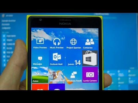 Te enseñamos la nueva Build 10080 de Windows 10 Mobile