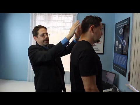 Chiropractic Adjustment at Schulman Chiropractic & Body Care / Marco Island Florida