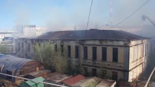 Пожар в ИТФ