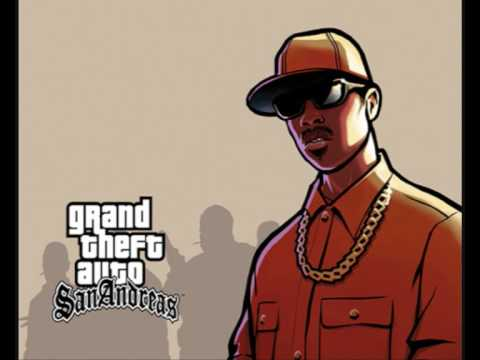 GTA San Andreas Theme Song ♫ [BEST QUALITY!] thumbnail