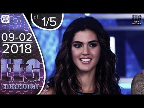 EEG El Gran juego - 09/02/2018 - 1/5