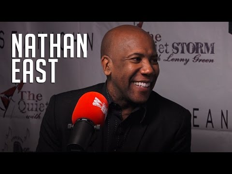 Nathan East Talks Working With Barry White, Quincy Jones, Al Jarreau  & Yolanda Adams