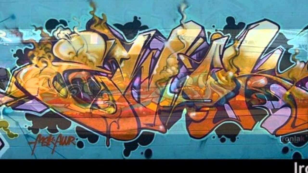 My personal favorite graffiti artist and art youtube