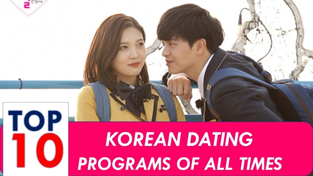 Koreansk dating show Idol