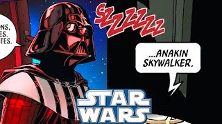 Darth Vader Gets TRIGGERED When Called Anakin Skywalker TWICE!! - Star Wars Comics Explained