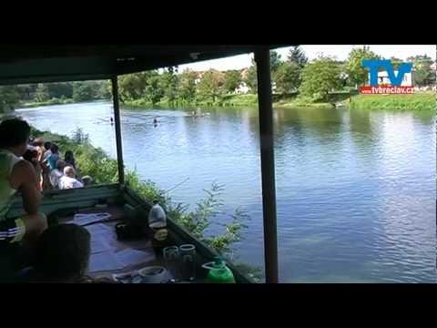 Mezinárodní veslařská regata v Břeclavi - sportovní akce