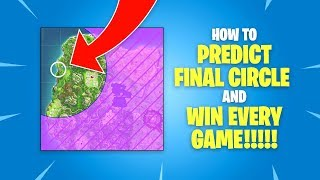 How to PREDICT FINAL CIRCLE and WIN EVERY GAME!! Why Fortnite LTMs are Broken