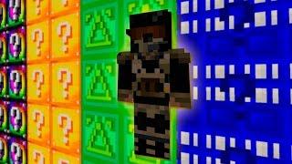 COMBO Lucky Blocks | SOLDADO DE ELITE | Desafío de la Suerte Especial - #180