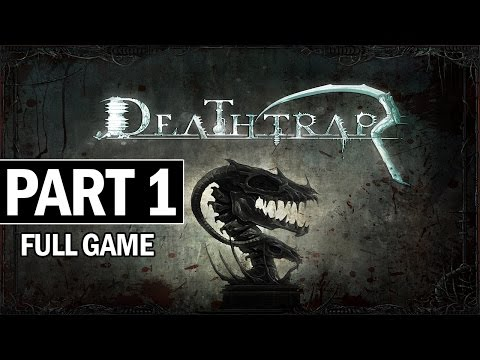 Deathtrap Walkthrough Part 1 Darkmoor - Full Game Let's Play