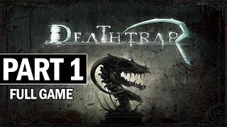 Deathtrap Walkthrough Part 1 Darkmoor - Full Game Let
