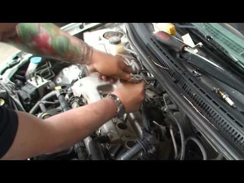 bodgit and leggit garage how to service a toyota corolla