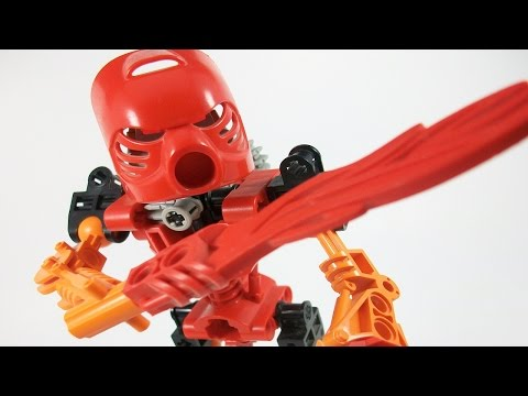 BIONICLE Review - 8534: Tahu (2001)