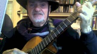 Guns, Guns, and More Guns: a talking guitar blues