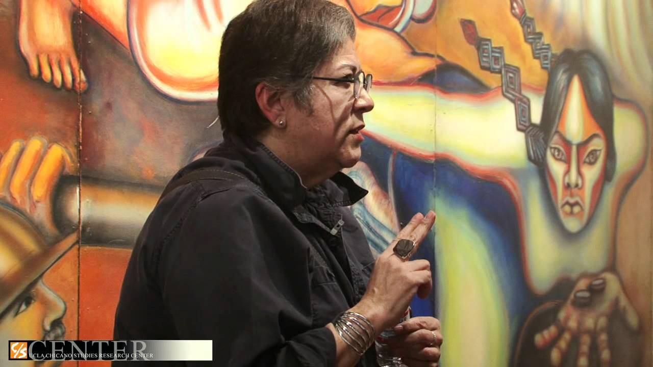 Arte Chicano Murals Culture Fix Judithe Hernandez On The Role Of Women In The Chicano Art Movement