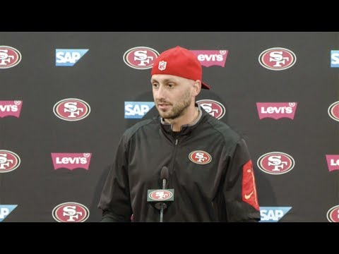 Brian Hoyer Stresses the Value of Comfort with WRs