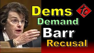 Truthification Chronicles Dems Demand Barr Recusal