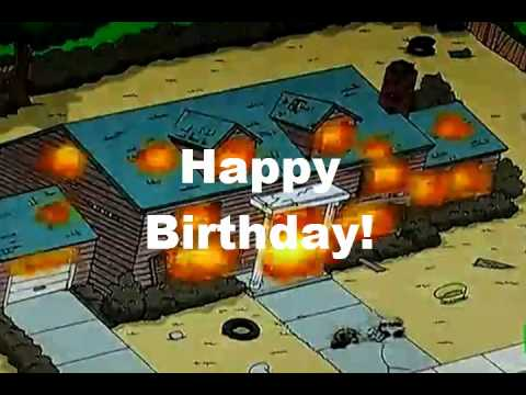 Happy Birthday Guy Images ~ Family guy happy birthday youtube