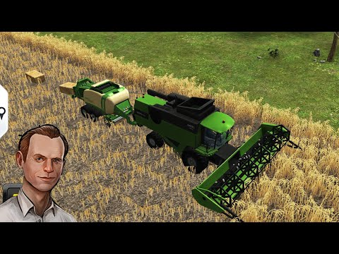 Fs 14 Android HD Gameplay | Farming Simulator 14 game Timelapse - #83