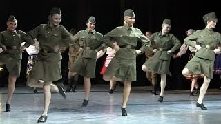 Smuglyanka War Army Dance Смуглянка Военный Танец(Smuglyanka moldavanka dance. Perfomance in concert. Fantazy school. Podolsk, Russia Soviet Union, song, music, hit. (English subtitles) Performer of music ..., 2013-11-28T20:05:14.000Z)