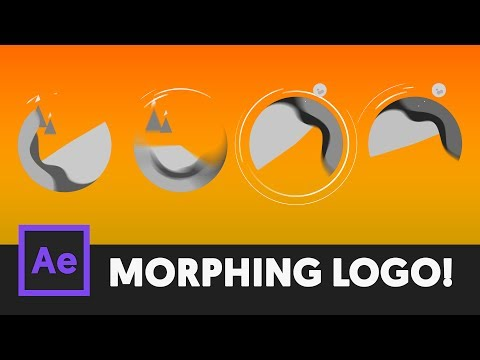 Animated Landscape Tutorial - After Effects CC (Night to Day) - T064