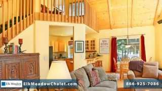 Elk Meadow Chalet At Mount Rainier