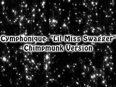 lil miss swagger chimpmunk version