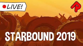 STARBOUND 2019 stream 1: Training Up Apex Twin! | Live indie game stream