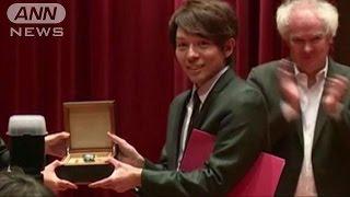 薮田翔一氏、「Billow」作曲で栄冠 ジュネーブ国際(15/11/09)