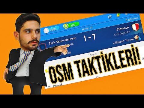 Online Soccer Manager Yenilmezlik Taktikleri!