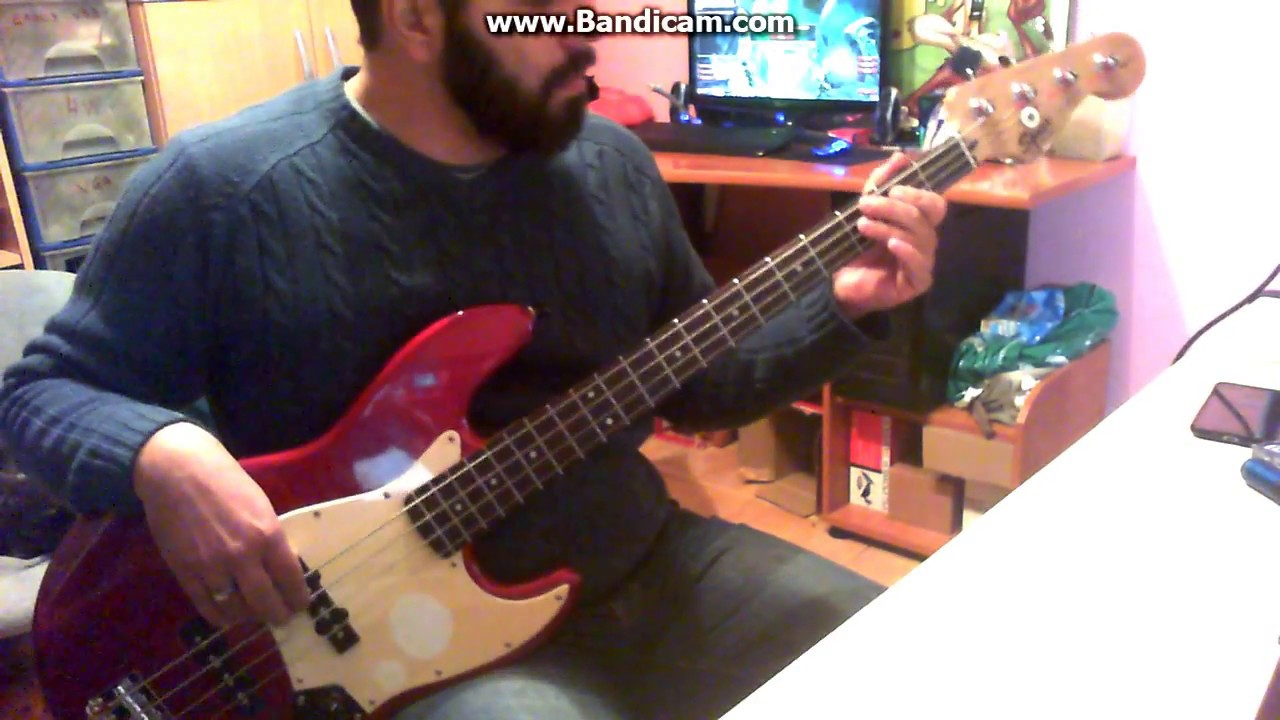 Mazzy Star Fade Into You Bass Cover Youtube