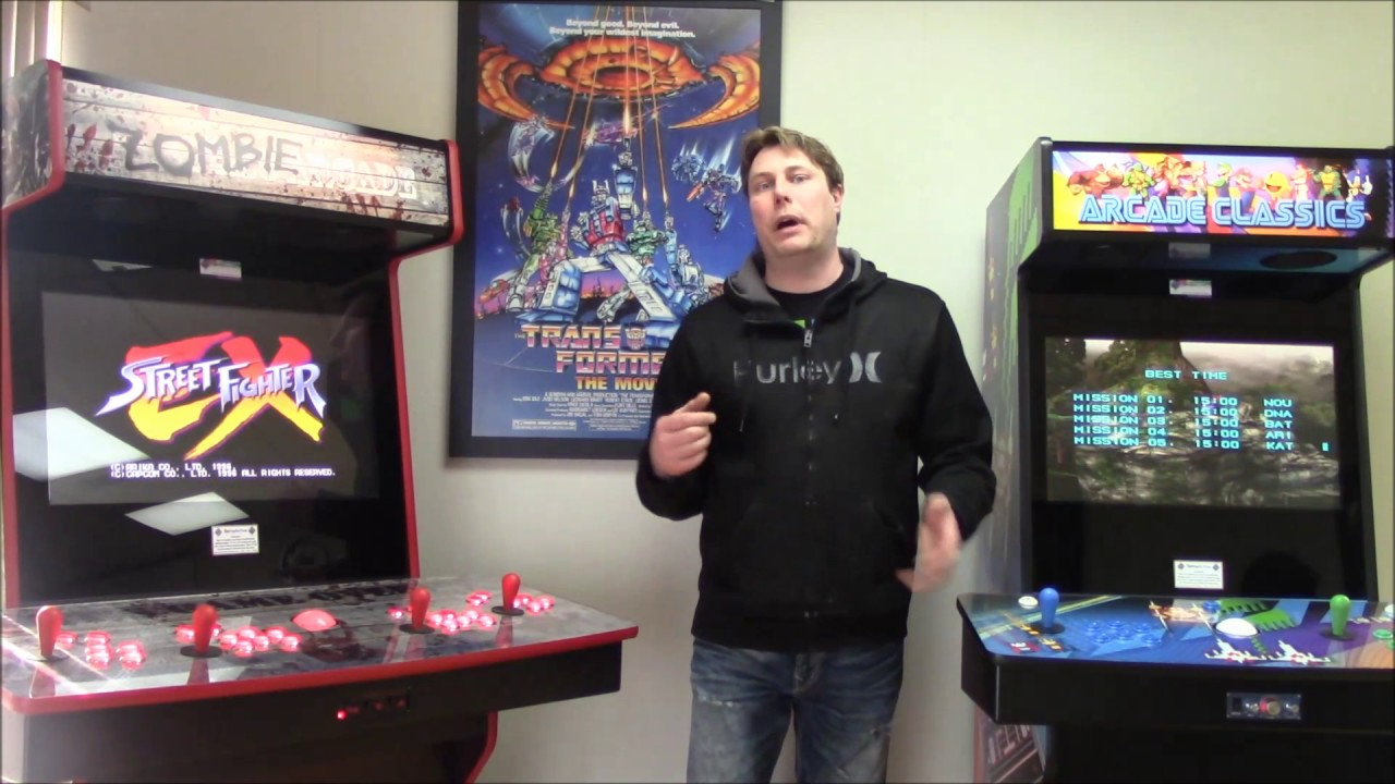 Arcade 1Up - Replica Arcade Machines (Preorder - $399) - Page 4