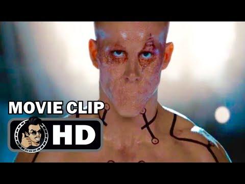 X MEN ORIGINS: WOLVERINE Movie Clip - Fight with Deadpool (2009) Ryan Reynolds Superhero Movie HD