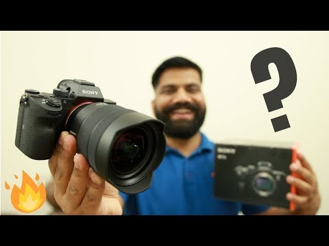 My New Weapon - Sony A7III Unboxing & First Look🔥Best Camera for YouTube???