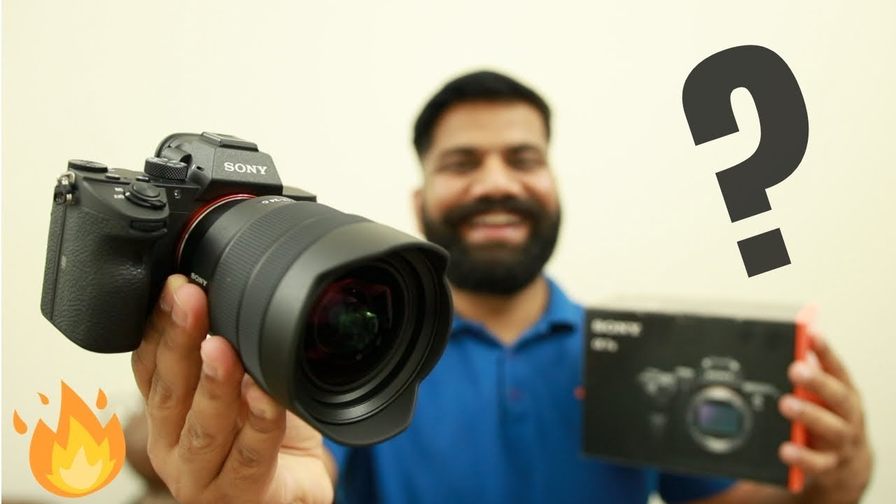 My New Weapon - Sony A7III Unboxing & First Look????Best Camera for YouTube???